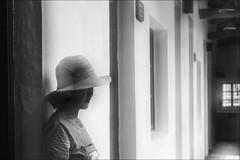 F_MG_6172-Canon 6DII-Tamron 28-300mm-May Lee 廖藹淳 (May-margy) Tags: maymargy bw 黑白 人像 重複曝光 走廊 門 窗 模糊 散景 街拍 線條造型與光影 天馬行空鏡頭的異想世界 心象意象與影像 台灣攝影師 金門縣 台灣 中華民國 taiwan repofchina portrait doubleexposure hallway doors windows blur bokeh streetviewphotography linesformsandlightandshadow mylensandmyimagination naturalcoincidencethrumylens taiwanphotographer 幾何構圖 點人 humaningeometry humanelement fmg6172 building 建築物 kinmencounty canon6dii tamron28300mm maylee廖藹淳