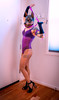 DSC04543 (Kory / Leo Nardo) Tags: pup pupplay rubberdawg mask rubber dog doberman dobie sissy femmy tights pantyhose crossdress highheels heels collar lingerie pupleo 2019 9119 bodysuit cd