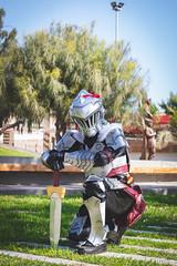 IMG_0103 (nero_32) Tags: arica cosplay slayer warrior cute chile park goblinsalyer anime