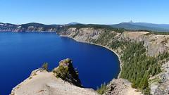 Crater Lake 1 (Lone Rock) Tags: craterlake craterlakenationalpark oregon cascademountains