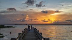 Sunset over Lake Washington (Michael Seeley) Tags: dorian florida lakewashington melbourne mikeseeley