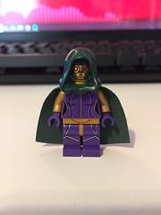 DC's Doctor Cyber (Numbuh1Nerd) Tags: lego purist custom dc superheroes minifigures comics wonder woman godwatch legion doom 30381 3626cpb1336 522 973pb2623 983 982 981 970c00pb0313 970c00pb0640