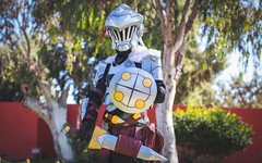 IMG_0092 (nero_32) Tags: arica cosplay warrior chile park goblinsalyer slayer cute anime