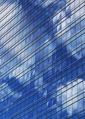 Pixelado (carlos_ar2000) Tags: ventana window arquitectura architecture edificio building azul blue cielo sky reflejo reflected reflection nube cloud angulo angle surreal anstracto abstract puertomadero buenosaires argentina