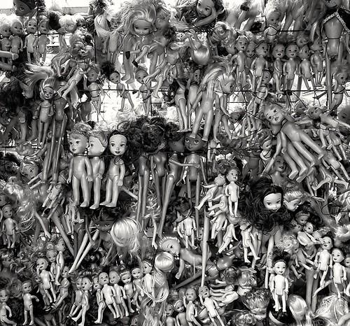 dolls, dolls, dolls ©  Sergei F