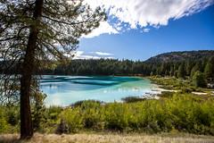 Kentucky Alleyne Provincial Park, Quilchena, BC (GoToVan) Tags: kentuckyalleyneprovincialpark emeraldgreenwater lake alleynelake kentuckylake bluesky