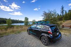Kentucky Alleyne Provincial Park, Quilchena, BC (GoToVan) Tags: kentuckyalleyneprovincialpark emeraldgreenwater lake alleynelake kentuckylake bluesky evo evocarsharing