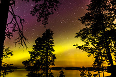 revontulia syyskuu 2019 Kuopiossa 2 (VisitLakeland) Tags: finland kuopio kuopiotahko lakeland aurora auroraborealis evening ilta järvi lake luonto maisema nature northernlight outdoor revontulet revontuli scenery sky taivas