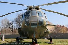 Mil Mi-9 Hip G (srkirad) Tags: helicopter chopper mil mi9 hip reptar aviationmuseum aviation museum szolnok hungary russian hungarian cockpit windshield wheels