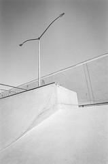 8.4.19_MCW_HP5-22 (arterial spray) Tags: 35mm 400 bw bayarea black boxspeed brisbane ca california dalliswillard dalliswillardphotography film hp5 ilford nikon sanfrancisco sf siliconvalley skateboard skateboarding skatepark skater white