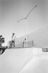 8.4.19_MCW_HP5-20 (arterial spray) Tags: 35mm 400 bw bayarea black boxspeed brisbane ca california dalliswillard dalliswillardphotography film hp5 ilford nikon sanfrancisco sf siliconvalley skateboard skateboarding skatepark skater white
