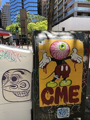 Honolulu graffiti, 2019 (HiZmiester) Tags: geazer cme tonck