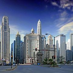 Chicago, Illinois, USA (pom'.) Tags: panasonicdmctz101 chicago illinois usa 500