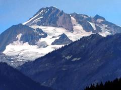 Glacier Peak from Lake Wenatchee (Pictoscribe) Tags: pictoscribe glacier peak wa