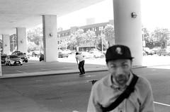7.27.19_MCW_HP5-36 (arterial spray) Tags: 35mm 400 bw bayarea black boxspeed building ca california curb dalliswillard dalliswillardphotography embarcadero f100 film hp5 ilford nikon sanfrancisco session sf siliconvalley skate skateboarding skater skyline slappy transamerica white