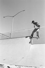 8.4.19_MCW_HP5-31 (arterial spray) Tags: 35mm 400 bw bayarea black boxspeed brisbane ca california dalliswillard dalliswillardphotography film hp5 ilford nikon sanfrancisco sf siliconvalley skateboard skateboarding skatepark skater white