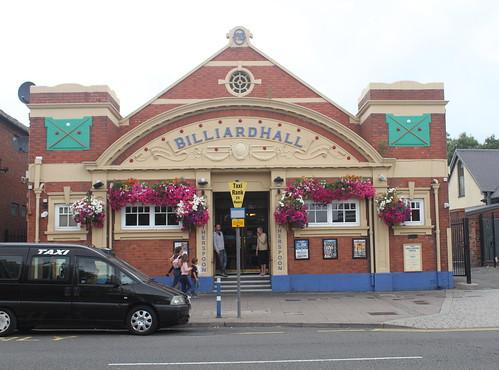 The Billiard Hall Pub_West Bromwich_Aug18