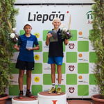 Liepaja International Tournament U12 fināli / finals. Foto: Mārtiņš Vējš