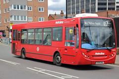 DE993 LK09 ENC (ANDY'S UK TRANSPORT PAGE) Tags: buses metroline london hounslow