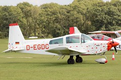 American Aviation AA-5B D-EGDC (Craig S Martin) Tags: sywell laa aircraft aviation airplane flyin
