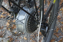 IMGP5766 Mountain Bike mit Maxon-Motor (Alvier) Tags: schweiz ostschweiz werdenberg alpenrheintal rheintal buchs sevelen buchserberg sevelerberg tobelbrugg masnerihütte velo fahrrad ebike maxonmotor