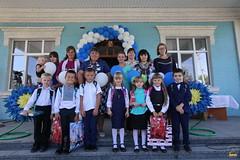 115. Открытие Никольской ЗОШ 01.09.2019