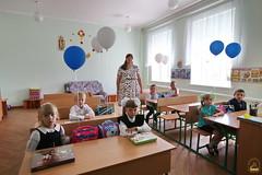 113. Открытие Никольской ЗОШ 01.09.2019