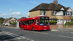 The Via Point Returns (londonbusexplorer) Tags: metroline west adl enviro 200 de1153 lk11cwg 331 uxbridge ruislip harefield tfl london buses
