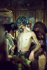 Le feste in onore di Dioniso (pisanim1) Tags: venezia venice venise carnival mask masque carnevale ritratto canon 50mm portrait life