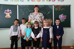 112. Открытие Никольской ЗОШ 01.09.2019
