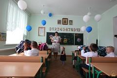 110. Открытие Никольской ЗОШ 01.09.2019