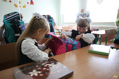 104. Открытие Никольской ЗОШ 01.09.2019