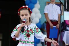 087. Открытие Никольской ЗОШ 01.09.2019