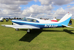 N7832P_01 (GH@BHD) Tags: n7832p piper pa24 pa24250 comanche laarally laarally2019 laa sywellairfield sywell aircraft aviation