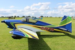 Van's RV-7 G-RVTB (Craig S Martin) Tags: sywell laa aircraft aviation airplane flyin