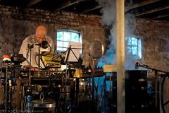 L'Orchestre Mécanicien - Krassum (18 van 20) (Maarten Kerkhof) Tags: fujifilmxe2 krassum lorchestremécancien liveonstage peterzegveld zomerjazzfietstour2019 xe2