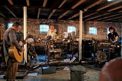 L'Orchestre Mécanicien - Krassum (13 van 20) (Maarten Kerkhof) Tags: fujifilmxe2 krassum lorchestremécancien liveonstage martawarelis peterzegveld zomerjazzfietstour2019 lucex xe2