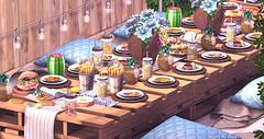 Majesty- A Pretty Picnic (Ebony (Owner Of Majesty)) Tags: chezmoifurniture chezmoi majesty majestysl majesty2019 majestyexteriors picnic food fooddrinks foodies decor decorating homedecor homeandgarden homes homesweethome livingspaces virtual virtualliving virtualservices virtualspaces videogames secondlife sl hangry tentacio {whatnext} ebonycyberstar
