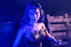 Wonder Woman (misterperturbed) Tags: mezco mezcoone12collective one12collective wonderwoman batmanvsupermandawnofjustice justiceleague dceu dccomics diamondselect lifx