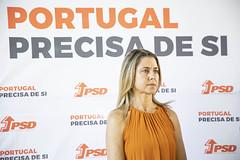 Rui Rio na apresentação dos candidatos de Portalegre