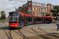 HTM 5037 (TC60054) Tags: htm den haag hague tram tramway light rail railway metro rnet siemens avenio oostinje netherlands holland europe