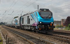TPE class 68 (paul_braybrook) Tags: class68 transpennine diesel copmanthorpe york northyorkshire railway trains