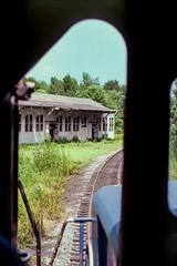 Leaving Bangor (douglilly) Tags: conrail bangor u25b