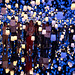 Forest of Resonating Lamps - teamLab Borderless digital art museum