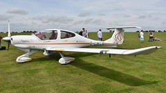 G-LWLW - Diamond Aircraft DA40D Star    Sywell (V77 RFC) Tags: sywell laa lightaircraft aviation aircraft diamond da40 glwlw