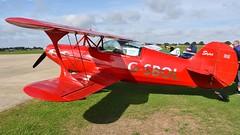 G-SBOL - Steen Skybolt    Sywell (V77 RFC) Tags: sywell lightaircraft laa aviation aircraft steen skybolt gsbol
