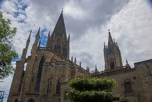 posterior of the expiatory temple of the blessed sacrament