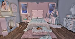 Ready for a Night In! (Emery/Teagan Parker) Tags: decor mossmink fameshed half deer lagom