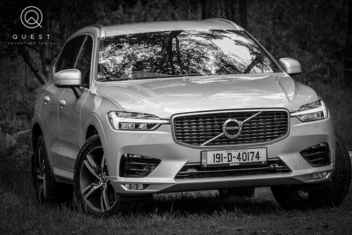 The New Volvo for Quest Adventure
