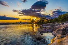 saaristo 2019 (manu.sund) Tags: sunset archipelago saaristo